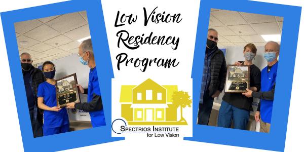 Low Vision Residency Program
